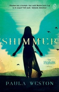 Shimmer by Paula Weston Blog Tour