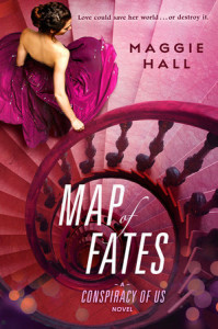 Map of Fates by Maggie Hall Blog Tour