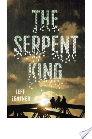 Author Talk – Featuring Jeff Zentner!