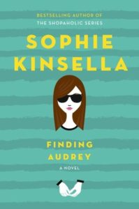 Finding Audrey by Sophie Kinsella Now In Paperback!