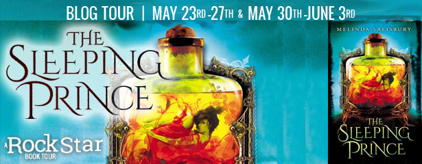 The Sleeping Prince By Melinda Salisbury Blog Tour