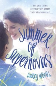 Summer of Supernovas German Cover Reveal & Chat with Darcy!