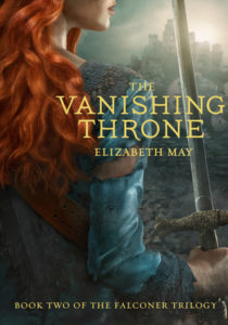 The Vanishing Throne by Elizabeth May Blog Tour