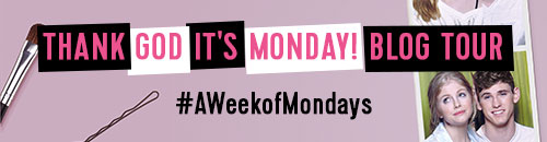 A Week of Mondays by Jessica Brody Blog Tour