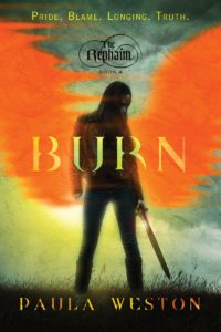 Burn by Paula Weston Blog Tour