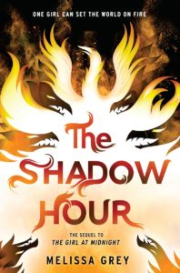 The Shadow Hour by Melissa Grey Blog Tour