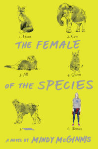 The Female of the Species by Mindy McGinnis Blog Tour