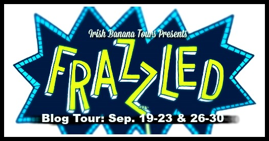 Frazzled by Booki Vivat Blog Tour