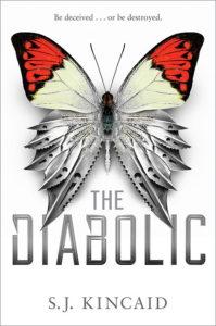 The Diabolic by S.J. Kincaid Book Blast