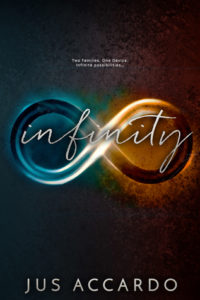 Infinity (The Infinity Division #1) by Jus Accardo