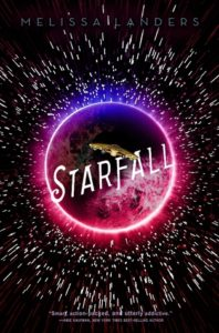 Waiting on Wednesday: Starfall by Melissa Landers