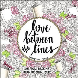 Love Between The Lines by Christina Collie