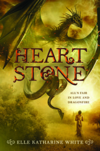 Waiting On Wednesday: Heartstone by Elle Katharine White