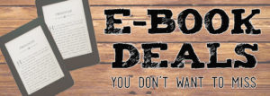 E-Book Deals For Your Weekend!