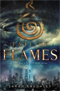 Fate of Flames by Sarah Raughley Blog Tour