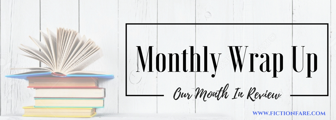 Monthly Wrap Up – March