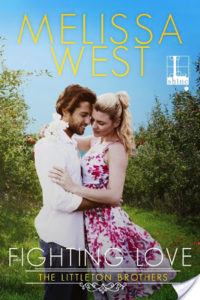 Fighting Love (Crestler's Key #1) by Melissa West