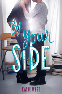 Author Talk with Kasie West – By Your Side