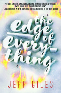 The Edge of Everything by Jeff Giles – Blog Tour