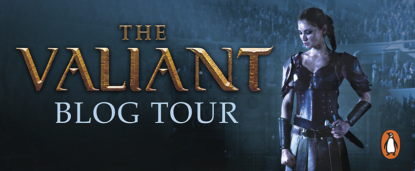 The Valiant by Lesley Livingston Blog Tour