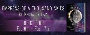 Empress of A Thousand Skies Blog Tour by Rhoda Belleza
