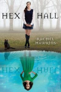 Flashback Friday: Hex Hall by Rachel Hawkins