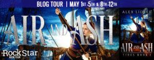 Blog Tour: Air & Ash by Alex Lidell