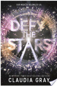 Defy The Stars by Claudia Gray Feature & Giveaway