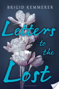 Flashback Friday: Letters to the Lost by Brigid Kemmerer