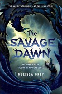 Waiting On Wednesday: The Savage Dawn by Melissa Grey