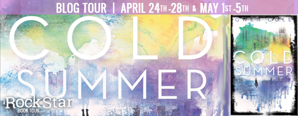 Blog Tour: Cold Summer by Gwen Cole