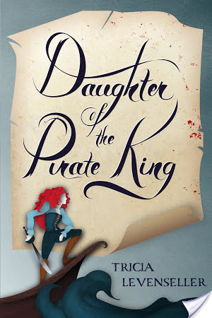 Author Talk: Featuring Tricia Levenseller – Daughter of the Pirate King