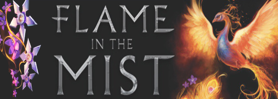 Blog Tour: Flame in the Mist by Renee Ahdieh