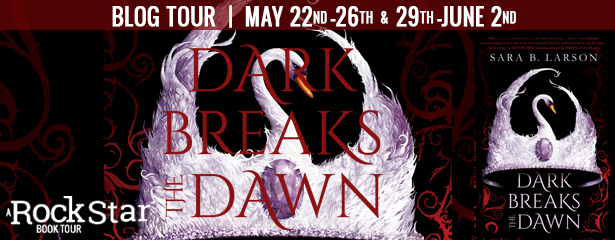 Blog Tour: Dark Breaks The Dawn by Sara B. Larson