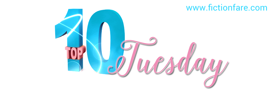 Top Ten Tuesday:  Favorite Couples In Books