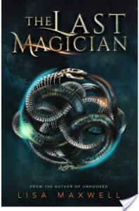 Blog Tour: The Last Magician by Lisa Maxwell