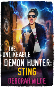The Unlikable Demon Hunter: Sting by Deborah Wilde