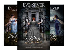 Flashback Friday: Dark Gothic Series by Eve Silver