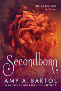 Secondborn by Amy Bartol