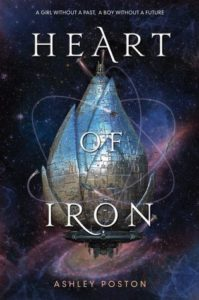 Waiting on Wednesday: Heart of Iron by Ashley Poston