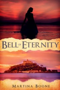 Bell of Eternity (Celtic Legends #2) by Martina Boone