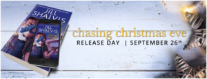 Chasing Christmas Eve by Jill Shalvis!