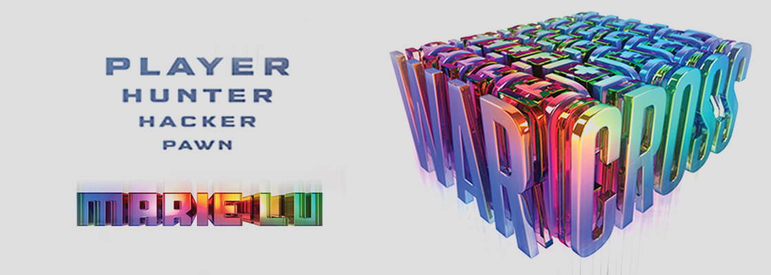 Blog Tour: Warcross by Marie Lu