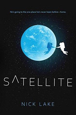 Spotlight! Satellite by Nick Lake