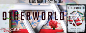 Blog Tour: Otherworlds by Jason Segel & Kirsten Miller