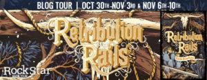Blog Tour: Retribution Rails by Erin Bowman