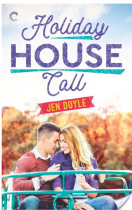 Holiday Housecall by Jen Doyle