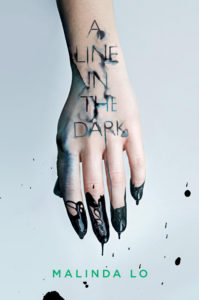 Blog Tour: A Line In The Dark by Melinda Lo
