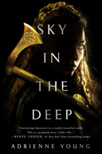 Blog Tour: Sky In The Deep by Adrienne Young