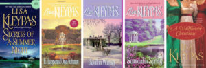 Flashback Friday: The Wallflowers Series by Lisa Kleypas